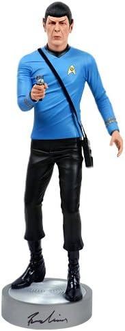 Leonard Nimoy Autographed Star Trek Mr. Spock 1:4 Scale Statue