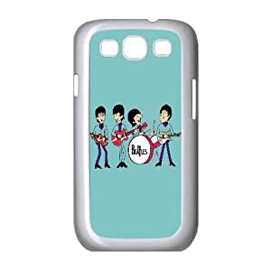 C-EUR Phone Case The Beatles Hard Back Case Cover For Samsung Galaxy S3 I9300