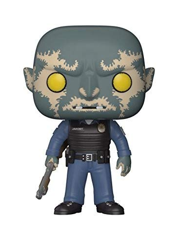 - Funko POP! Movies: Bright - Nick Jakoby with Gun
