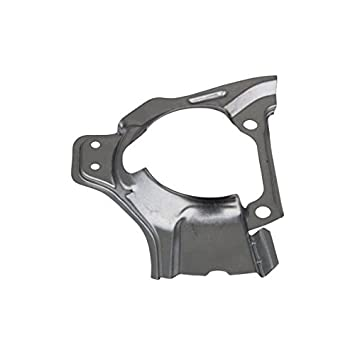 Splash plate Brake Disc Front Axle right 6115084/Butcher