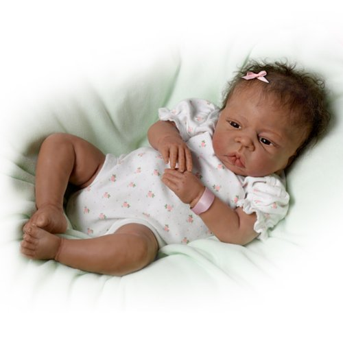 Donna Lee Baby Doll: So Blessed So Truly Real Newborn Baby Doll by The Ashton-Drake Galleries by The Ashton-Drake Galleries (Image #2)
