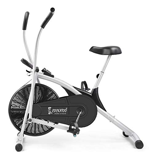 Cockatoo AB06 Stainless Steel Exercise Bike