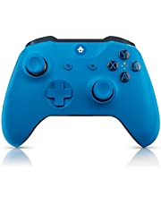 $64 » JORREP Xbox Controller Wireless for Xbox one, Xbox One S/X, Xbox Series X/S Consoles, PC Windows 7/8/10, Video Game/PC/Mac Gamepad Controller with Audio Jack - Blue
