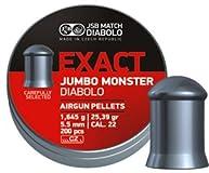 This is JSB Diabolo's Heaviest Pellet...