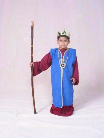 Royal Wiseman Child Costumes (Royal Wiseman Child Costume)