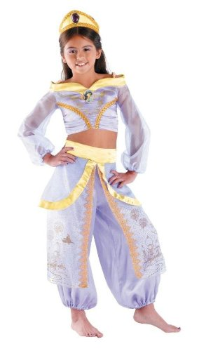 Costumes For All Occasions Dg50504M Jasmine Prestige Child 3T-4T by -