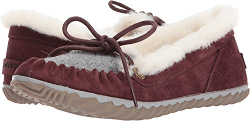 SOREL Women's Out 'N About Slipper Redwood/Natural 6.5 B US