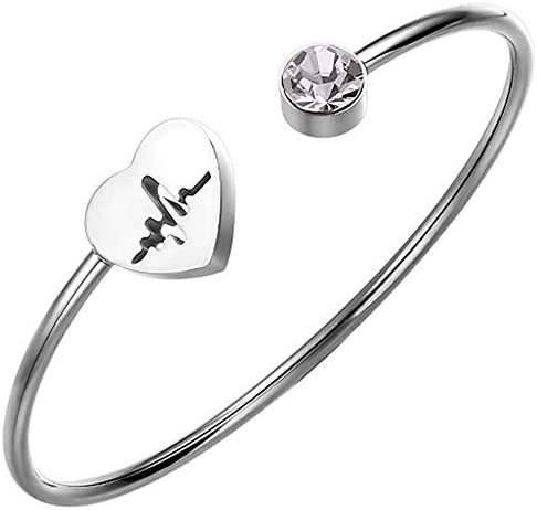 Jude Jewelers Stainless Statement Anniversary product image