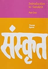 This text focusses on the beginning study of Classical Sanskrit, although several of the quotations are in Vedic Sanskrit. Normally, Vedic Sanskrit is studied after Classical Sanskrit is learned. This text is written to fulfill a need that st...