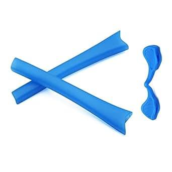 PapaViva Rubber Kits for Oakley Radar Path/Vented Blue Size: Radar Path/Vented