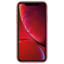 Simple Mobile Prepaid – Apple iPhone XR (64GB) – Red [Locked to Carrier – Simple Mobile]