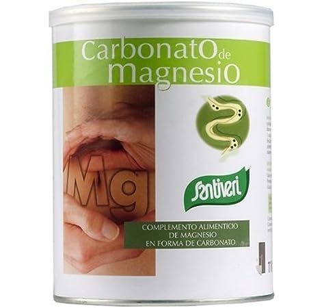 Carbonato de Magnesio en Polvo 110 gr de Santiveri: Amazon.es ...