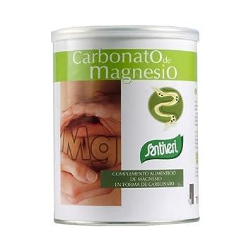 Carbonato de Magnesio en Polvo 110 gr de Santiveri: Amazon.es: Salud y cuidado personal