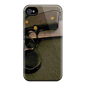 Forever Collectibles Sword Gun Hard Snap-on Iphone 6 Cases