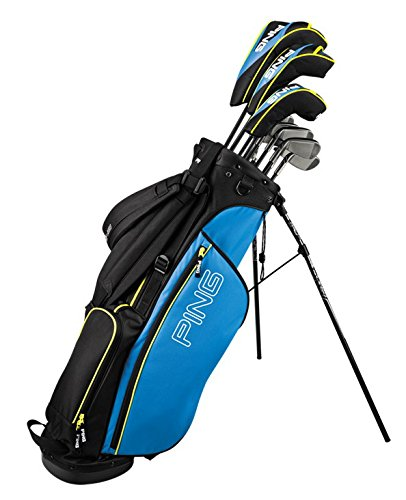 Ping Thrive Teen Complete Golf Sets, Right, 13-14 years (Irons Ping Hybrid)