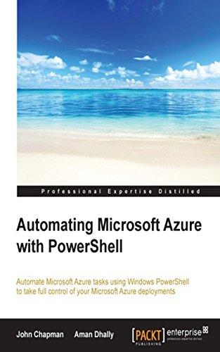 Automating Microsoft Azure with PowerShell Pdf