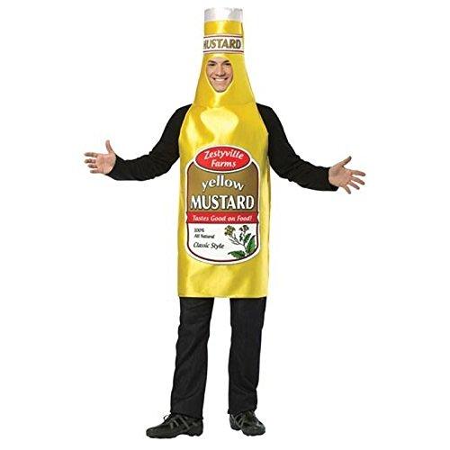 Kostüm Senftopf Zestyville