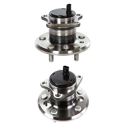 Auto Parts Wheels (Prime Choice Auto Parts HB612208PR Rear Hub Bearing Assembly Pair)