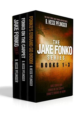 The Jake Fonko Series: Books 1, 2 & 3 cover