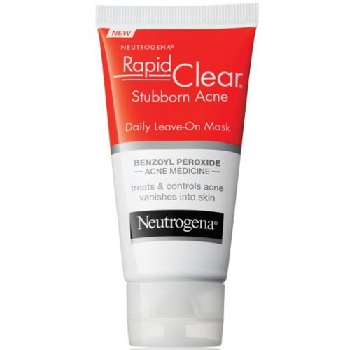 Neutrogena Rapid Clear Stubborn Acne Daily Leave On Mask, 2 Fluid Ounce - 12 per case.