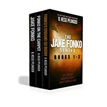 The Jake Fonko Series: Books 1, 2 & 3 (Jake Fonko Collection)
