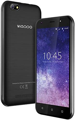 Wieppo S5 5.0 Inch Android 7.0 1GB RAM 8GB ROM MTK6580 Quad Core ...