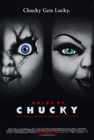 Bride Of Chucky Movie Poster 24x36