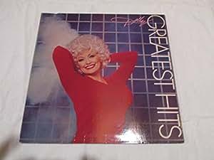 Dolly Parton Greatest Hits Rca 4422 Lp Vinyl Record