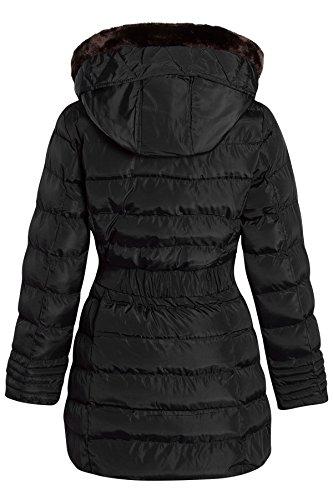 Taille Femme Blouson Noir Unique Shelikes fE6q45w7