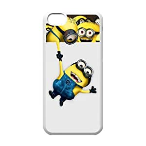 AKERCY Despicable Me Phone Case For Iphone 5C [Pattern-2]