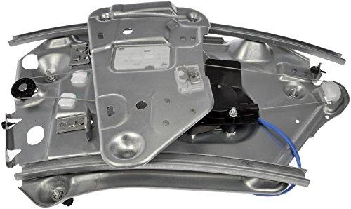 Dorman 751-285 Chrysler Sebring Rear Passenger Side Power Window Regulator with Motor