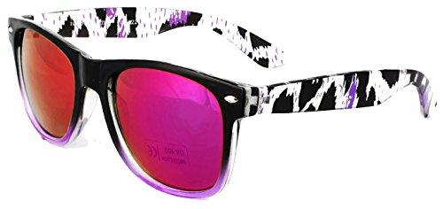Pink Purple mujer para iceBoo W5022 sol Lens de Gafas wqxXUP