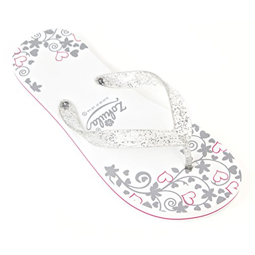 Zohula JUST MARRIED Mariage Tongs