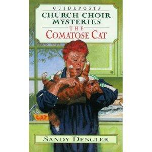The Comatose Cat (Church Choir Mysteries #15)