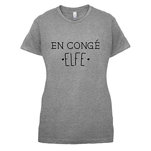 En congé fantasy elfe - Femme T-Shirt - Gris - XXL