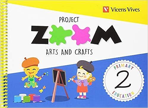 Amazon Com Arts And Crafts 2 Zoom 9788468256115 I Ceballos Books