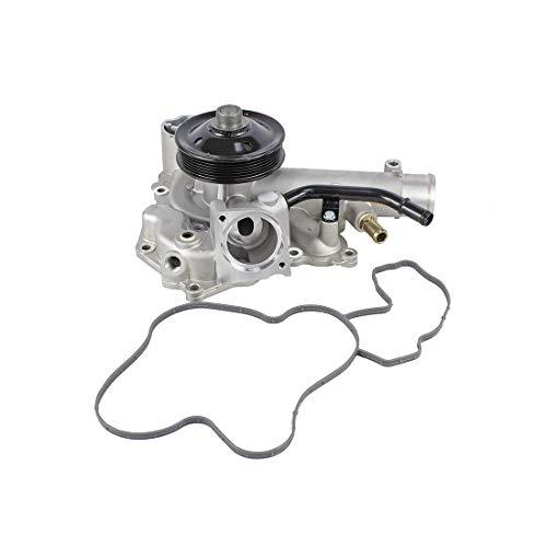DNJ WP1163A Water Pum for p 2009-2015 / Chrysler, Dodge, Ram / 1500, 2500, 3500, Aspen, Durango, Ram 3500/5.7L / OHV / V8 / 16V / 345cid