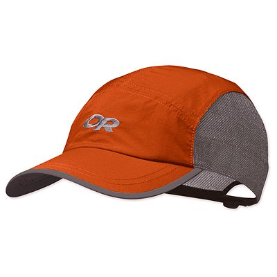 Outdoor Research Swift Cap Sun Hat, 472-Diablo/Dark Grey, One Size