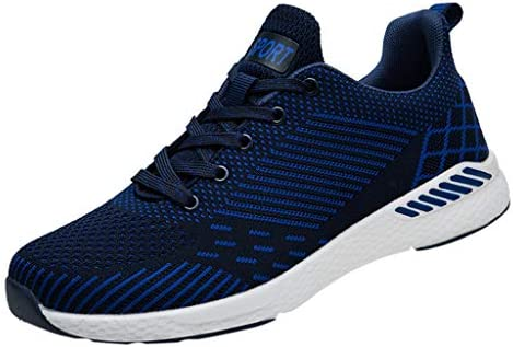 Men/'s Fashion Outdoor Sneakers Breathable Casual Sports Athletic Running Shoes