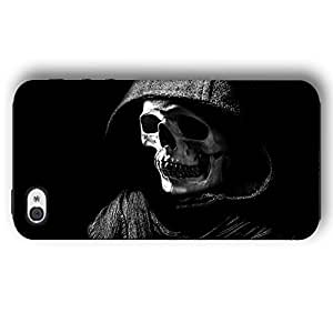 Halloween Scary Skeleton Grim Reaper For SamSung Galaxy S5 Mini Case Cover Armor Phone Case