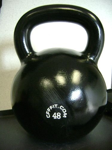 CFF Monster 48 Kgs  106 Lbs Russian Kettlebell