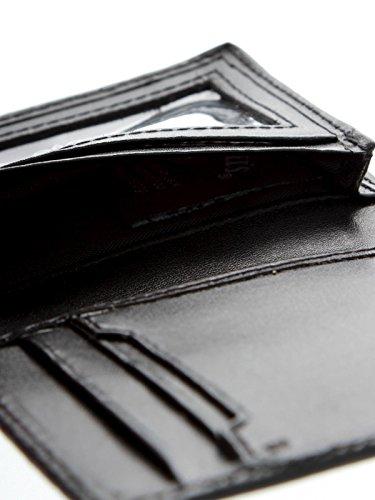 Jack Daniels Old No 7 Official Mens Black ID Wallet