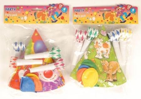 Fiesta del paquete, accesorios para fiestas y Silvestre ...