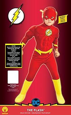 Rubies 640854L DC - Disfraz para niños: Amazon.es: Juguetes y juegos