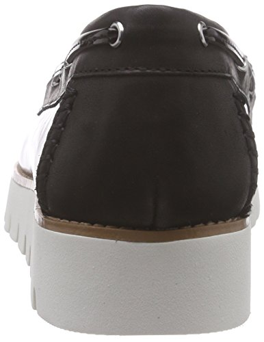 Geox Blenda D, Women's Mocassins Black (Black)