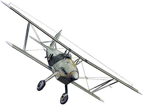 ローデン 1/48 ドイツ空軍 アラドAr68E複葉戦闘機 1937年 プラモデル 048T427