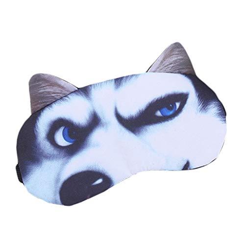 Weiliru 3D Eye Mask for Sleeping Women Travel Home Office Airplane Eye Light Cover Sleep Mask Release Eye (A5, 23cmx13cm) by Weiliru (Image #1)