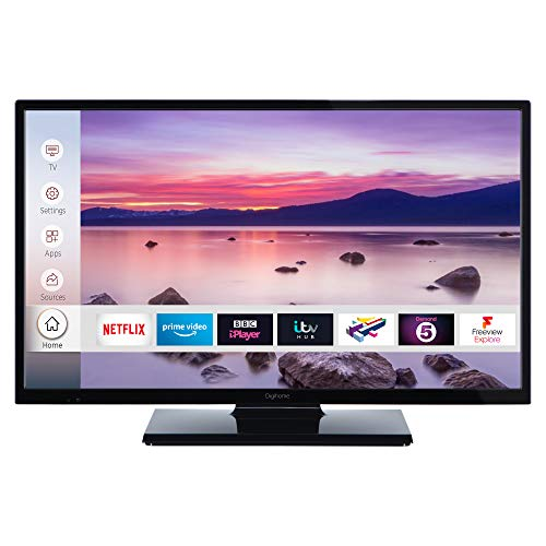 32HDSMDVDLED 32″ HD Ready Smart TV with DVD Player