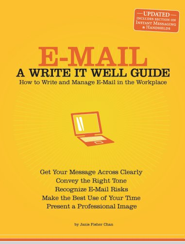 Amazon e mail a write it well guide write it well series on e mail a write it well guide write it well series on business altavistaventures Choice Image