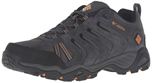 Mens Degli Uomini Di Columbia Mens North Plains Ii, Scarpa Squalo, Canyon Oro